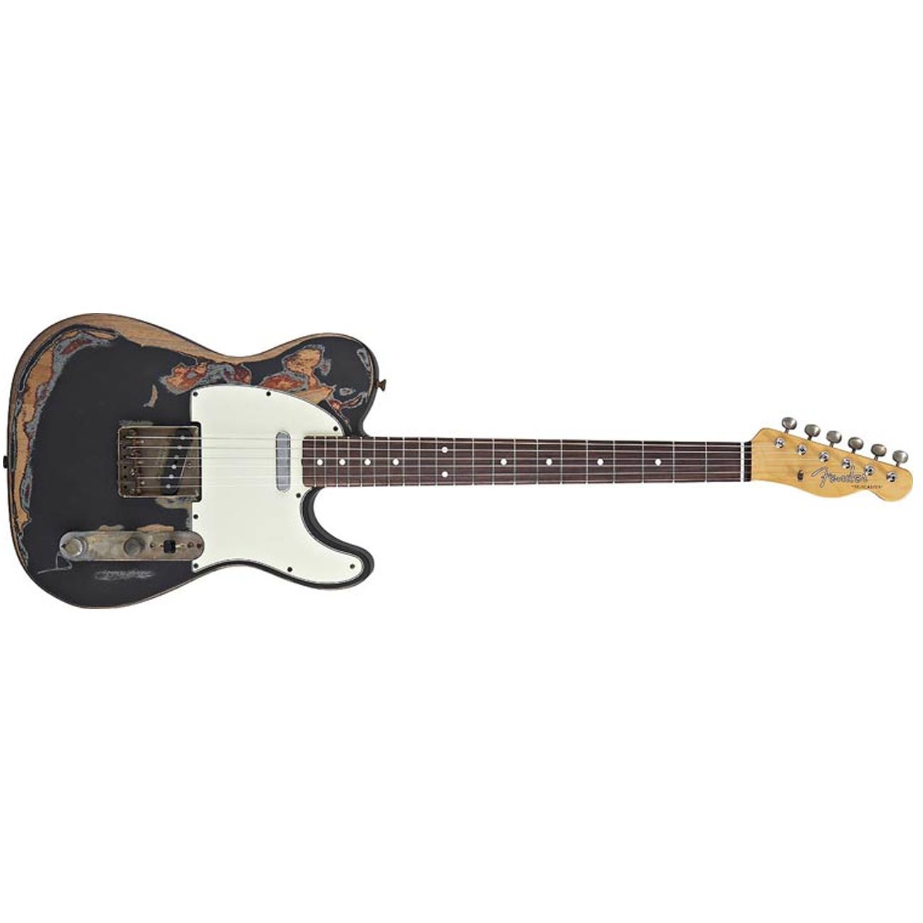 Fender Joe Strummer Telecaster สำเนา