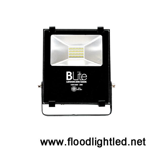 สปอร์ตไลท์ LED 20w รุ่น London ยี่ห้อ Blite by BEC (แสงส้ม)