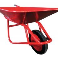 รถเข็นปูนก่อสร้าง ล้อเดี่ยว-ล้อคู่ รถเข็นเหล็ก 2 ล้อ รถเข็นน้ำ