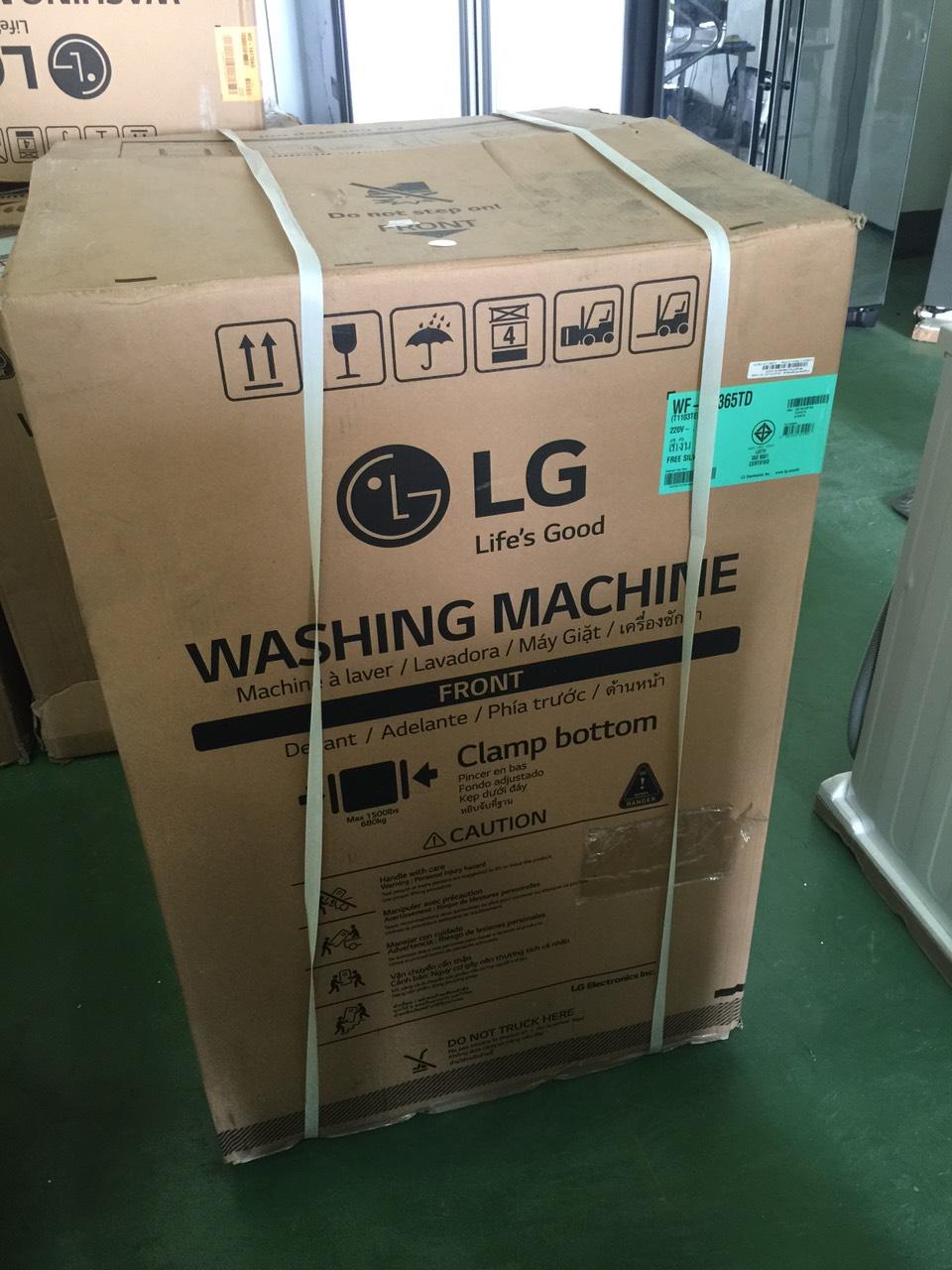 เครื่องซักผ้าฝาบน ขนาด13kg. รุ่นWF-T1365TD