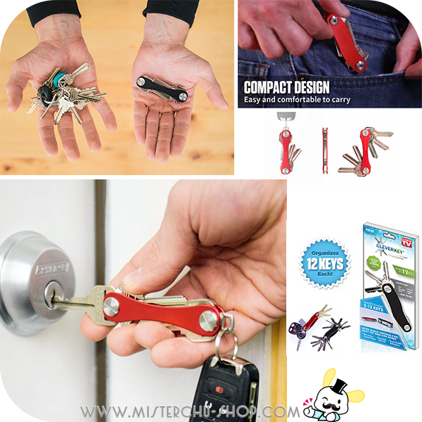 Clever Key ที่เก็บกุญแจอัจฉริยะ