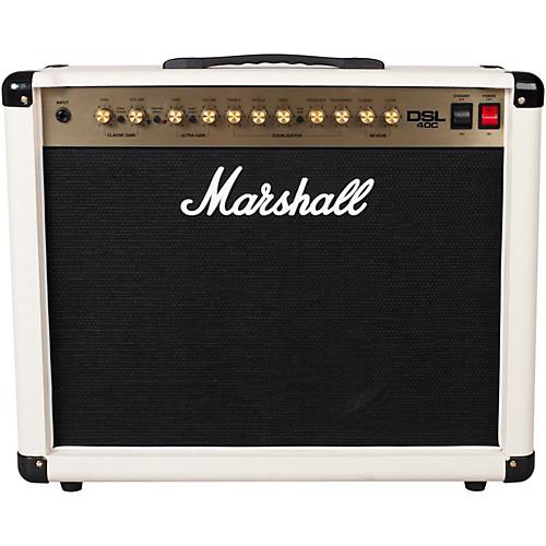 Marshall DSL40C Limited Cream