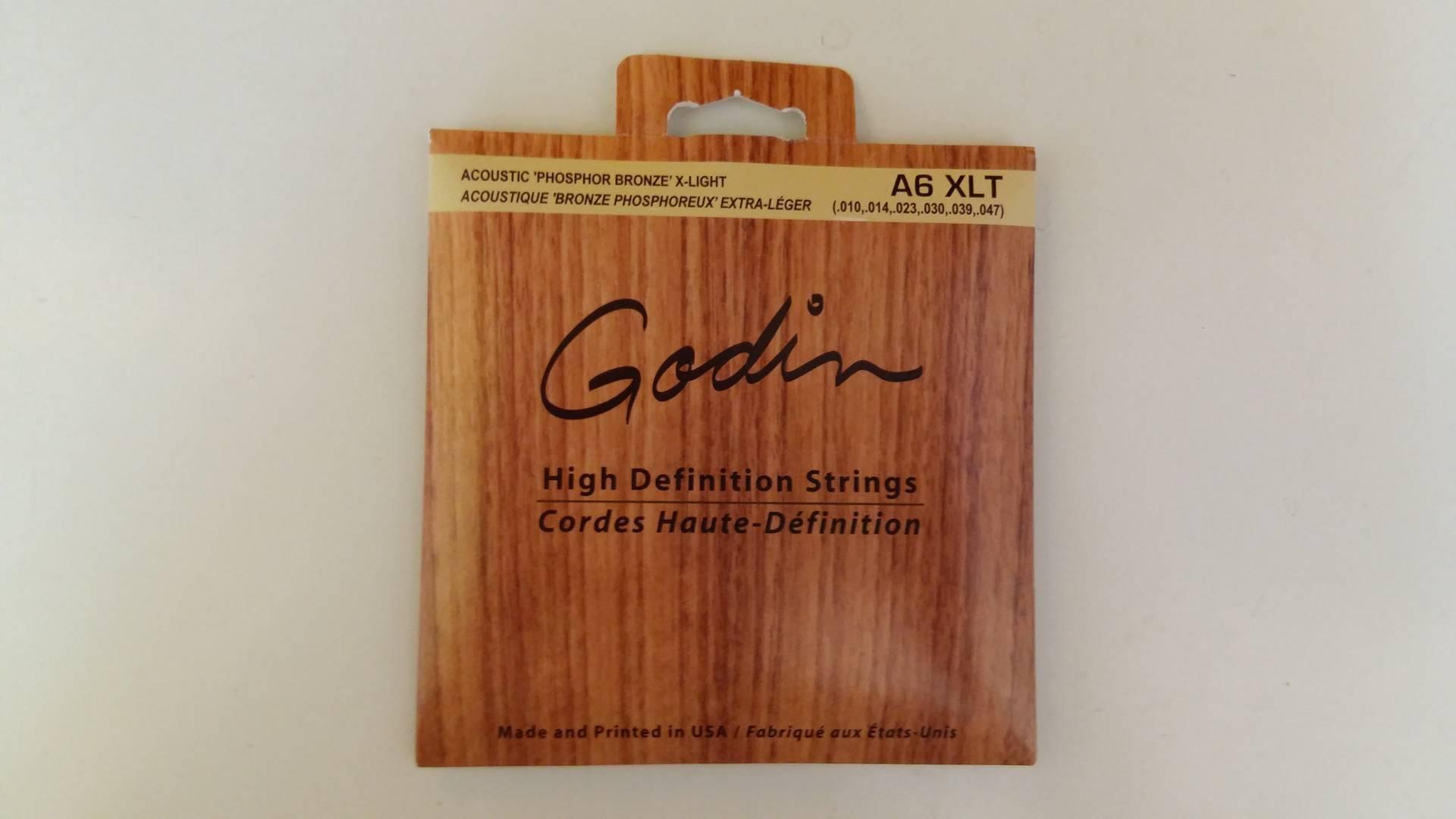 สายกีตาร์ Godin No.10