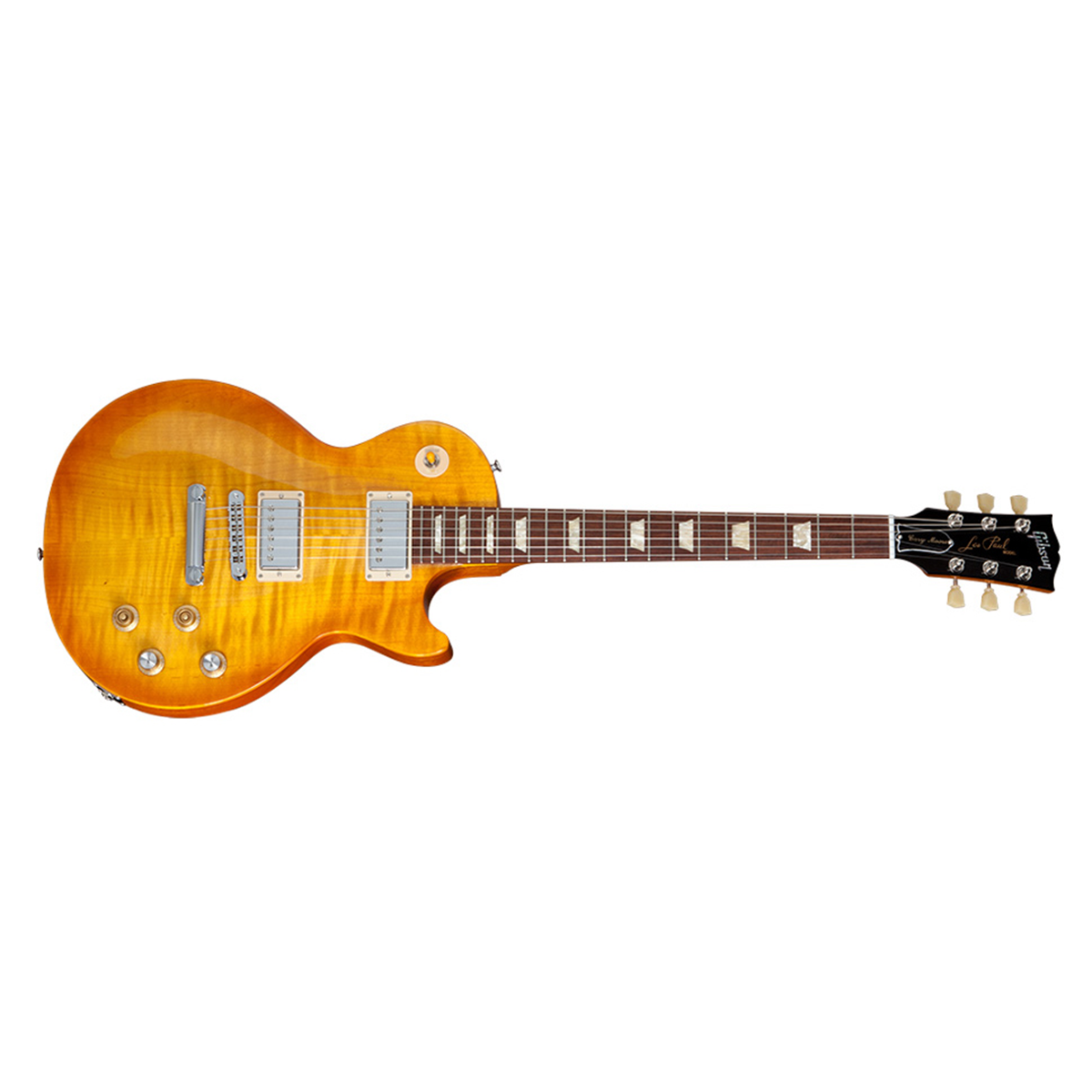 Gibson Les Paul Standard Gary Moore Tribute Lemon Burst
