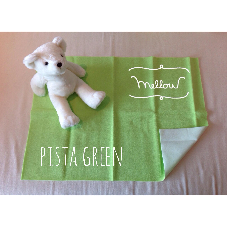 ผ้ารองกันฉี่ SIZE M Pista Green