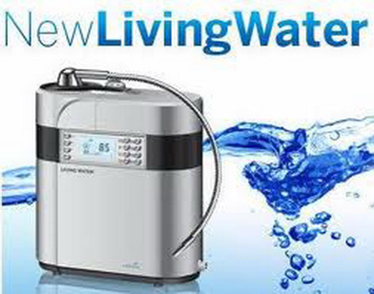 เครื่องผลิตน้ำดื่มเพื่อสุขภาพ ลีฟวิ่ง วอเตอร์/Living Water