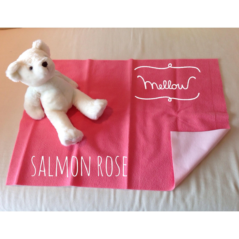 ผ้ารองกันฉี่ SIZE M Salmon rose