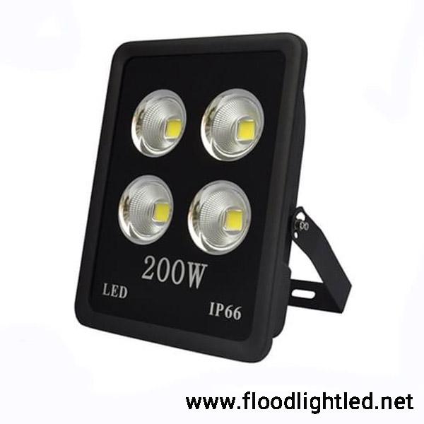 โคมไฟสปอร์ตไลท์ LED Floodlight 200w