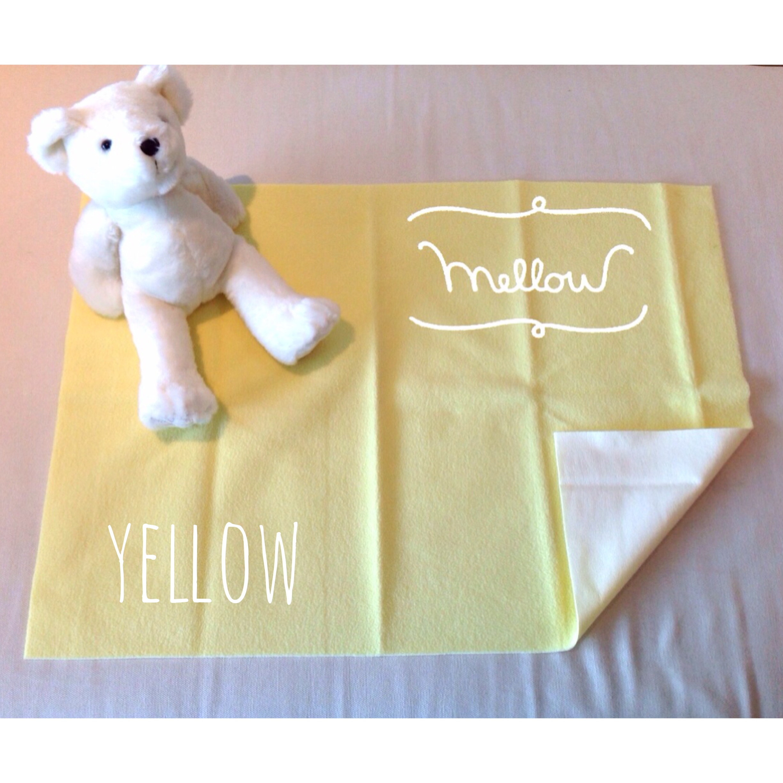 ผ้ารองกันฉี่ SIZE L Yellow