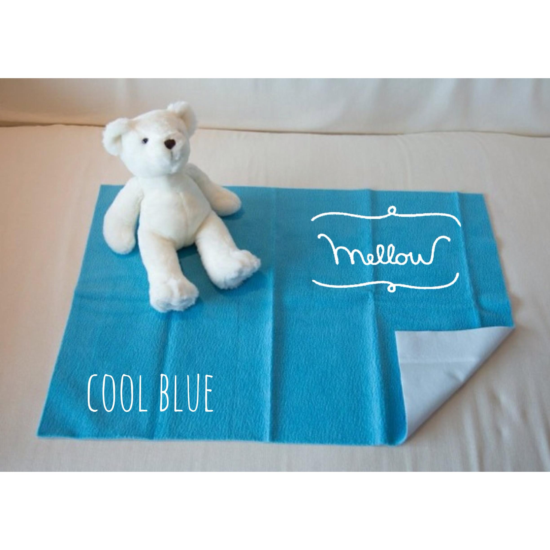 ผ้ารองกันฉี่ SIZE M Cool Blue