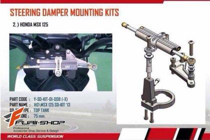 Steering Dramper Mounting Kits Yss For Honda Msx125