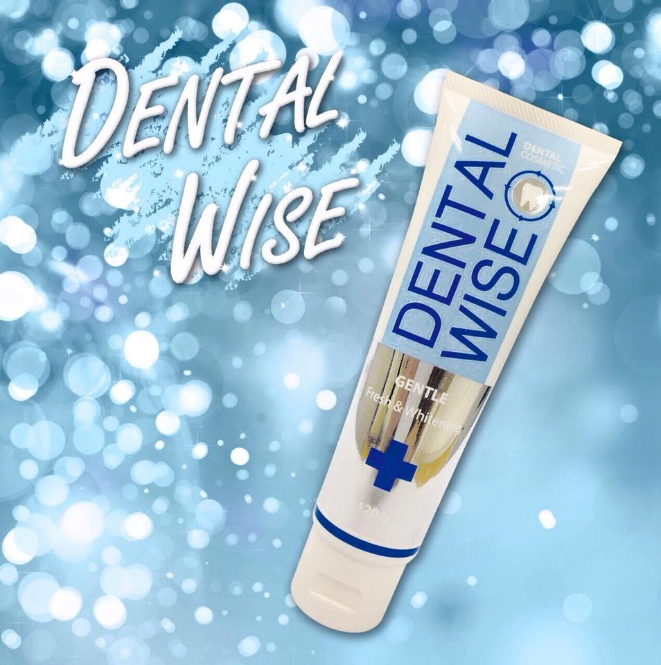 เดนทัล ไวซ ยาสีฟันฉลาดเลือก สูตร 4 in 1 ( 10 หลอด ) **