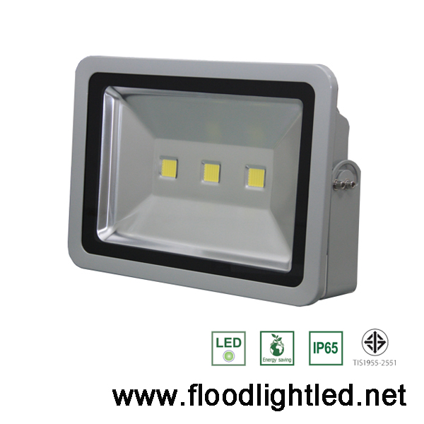 LED Floodlight Lunar 150w แสงส้ม