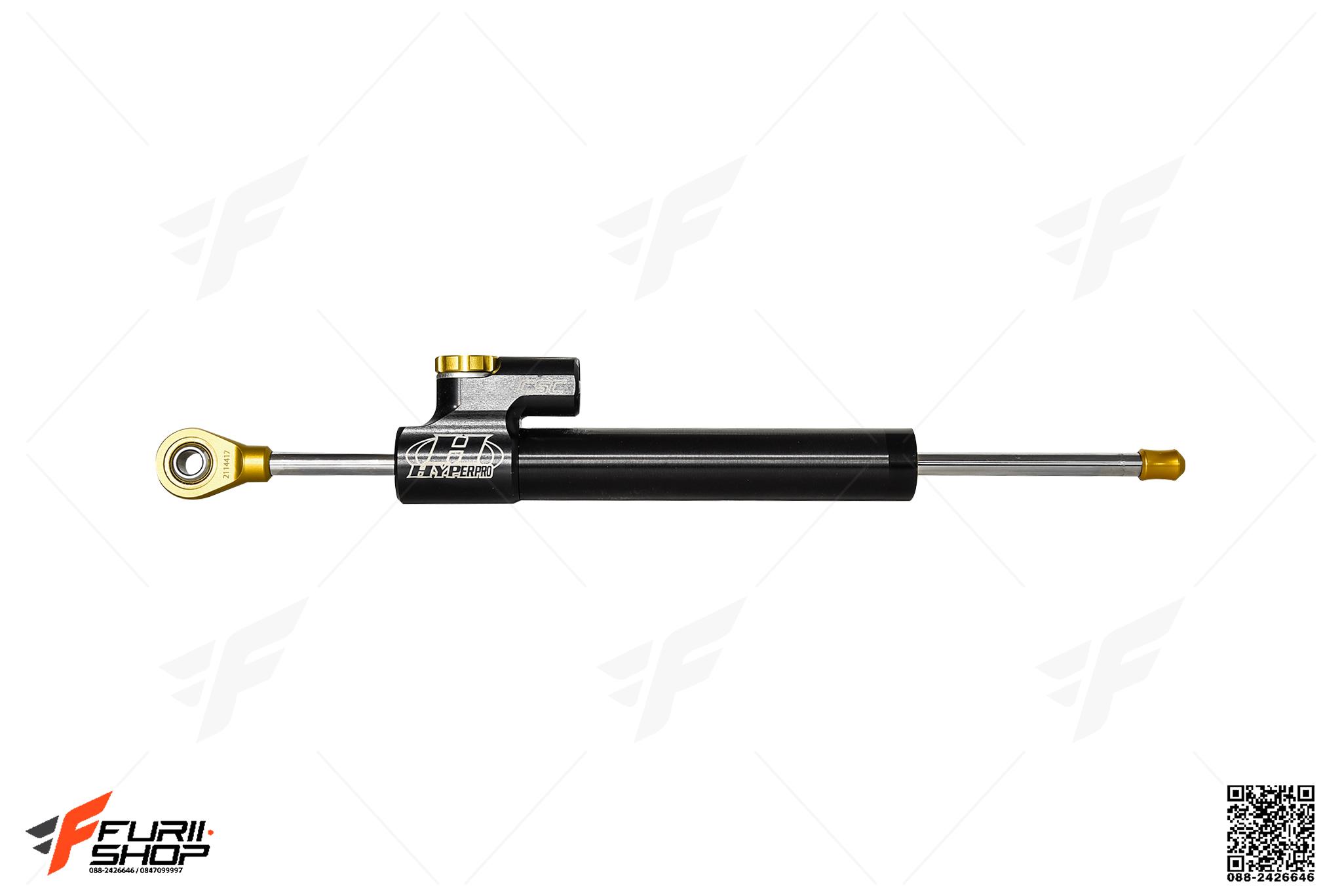กันสะบัด HYPERPRO RSC สีดำ 120mm.