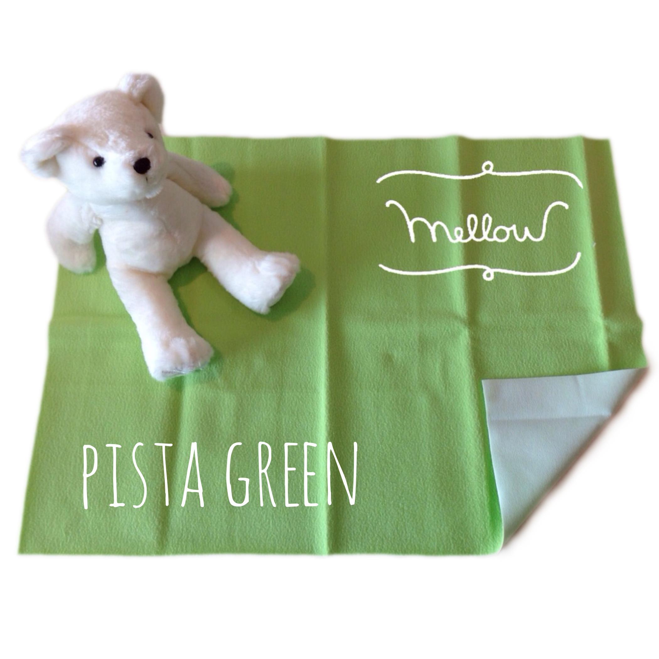 ผ้ารองกันฉี่ Mellow Quick dry SIZE S Pista green