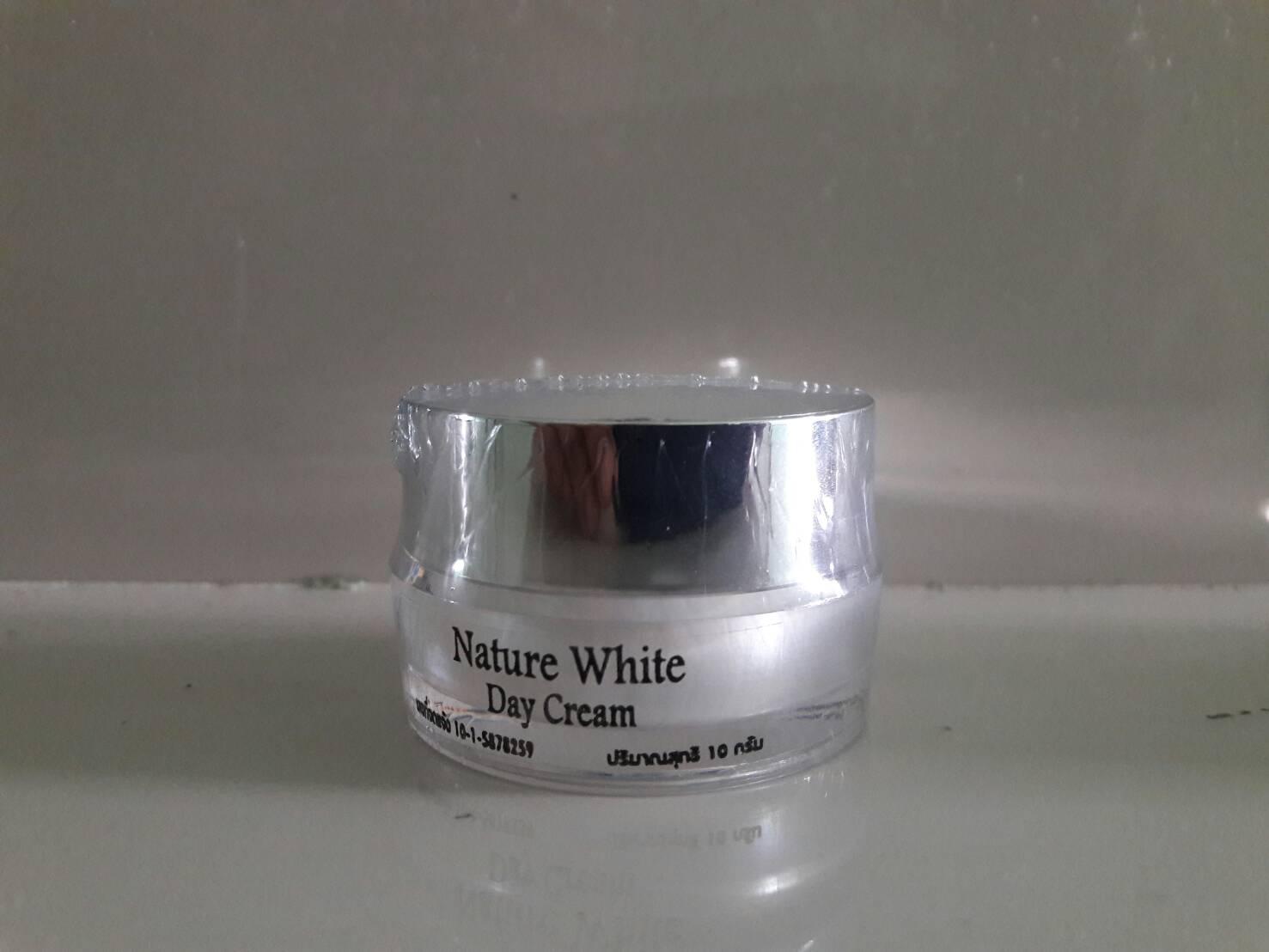 NATURE WHITE DAY CREAM