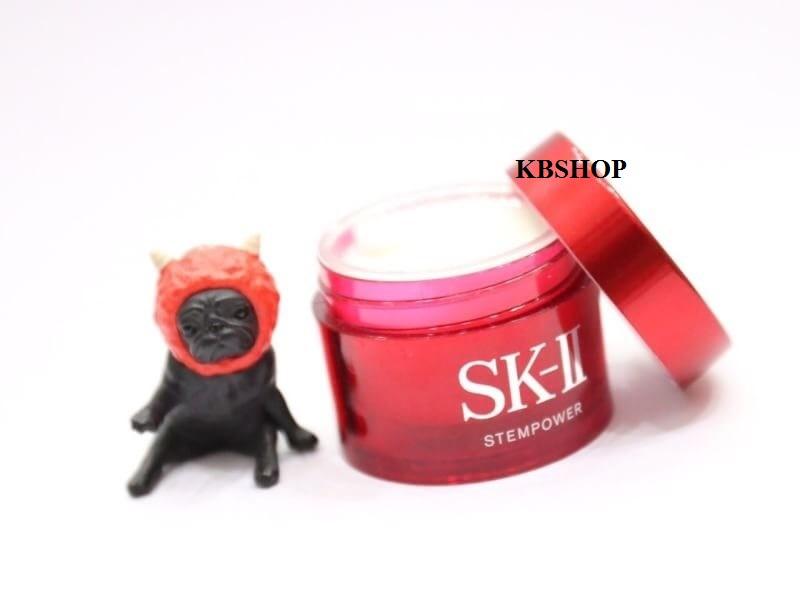 SK-II Stem Power Rich Cream ขนาด 15g.