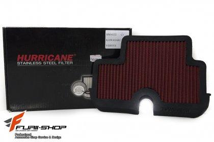 กรองอากาศ Hurricane สำหรับ Versys650 แบบผ้า