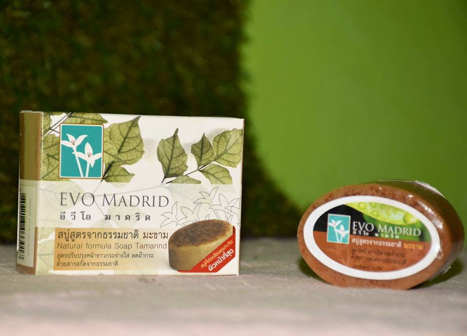 EVO MADRID Soap ขนาด 30 กรัม**