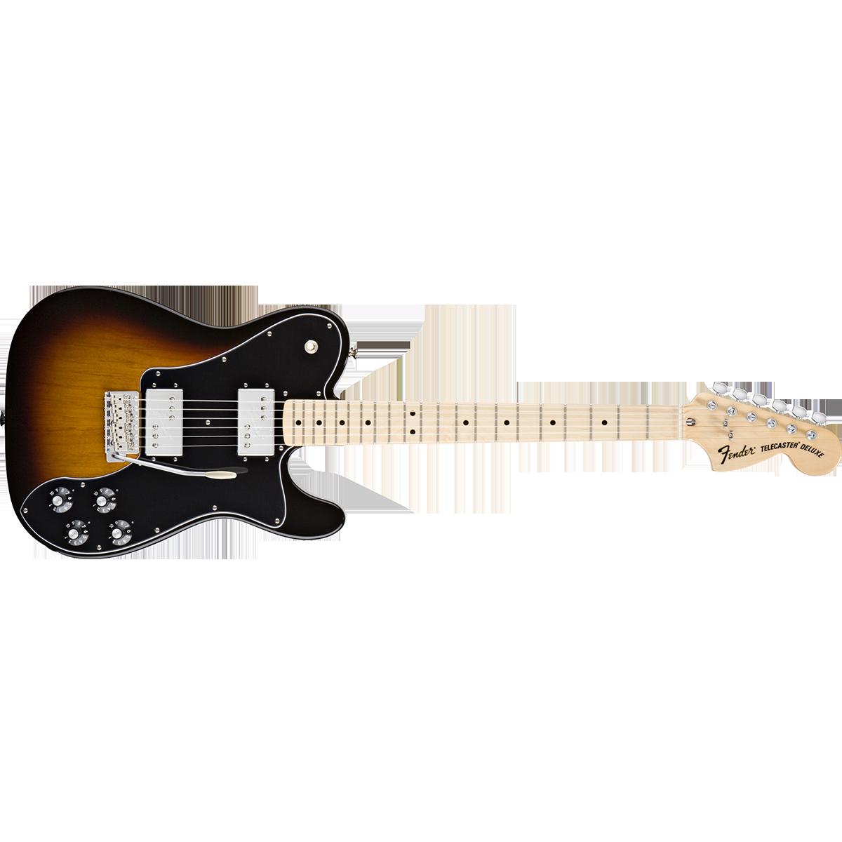 Fender Classic Player Telecaster Deluxe Tremolo