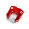 ตีนเป็ด GTR สีแดง FOR HONDA CB500X F R