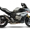 ท่อ AUSTIN RACING GP1R BLACK TIP WITH CARBON CAN SLIP-ON FOR BMW S1000XR (2017)