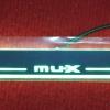 LED sill scuff plate-Mu-X