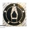 สติ๊กเกอร์ฝาถังน้ำมัน WOODS FOR KAWASAKI ZX10R