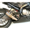 ท่อ AUSTIN RACING GP1R BLACK TIP WITH TITANIUM CAN TIP DECAT FOR BMW S1000RR&HP4 (2010-2014)