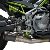 ท่อ AUSTIN RACING GP1R BLACK TIP WITH CARBON CAN DECAT FOR KAWASAKI Z900