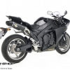 ท่อ Leovince Slip-on Carbon for YAMAHA R1 (2012)