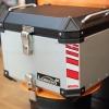 กล่องบ่น LOBOO GEN3 45L สีเงิน 1ใบ พร้อมชุดยึดบน FOR HONDA NC750X