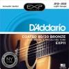 สายกีตาร์โปร่ง D'Addario EXP11