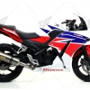 ท่อ ARROW CARBON-TITANIUM FOR HONDA CB300F/CBR300R