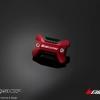 ฝากระปุกดิสเบรค Biker สีแดง for Z250SL