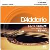 สายกีตาร์โปร่ง D'Addario EZ900 เบอร์10
