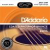 สายกีตาร์โปร่ง D'Addario EXP15