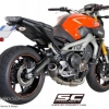 ท่อ SC PROJECT CR-T Silencer Fullsystem for Yamaha MT-09