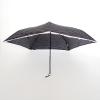 99G Lightweight Little Flower Air Folding Umbrella ร่มพับ น้ำหนักเบา ดอกไม้ - ดำ