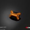 ฝากระปุกดิสเบรค Biker สีส้ม for Z250SL