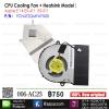 CPU Fan + Heatsink For Aspire E 14 E5-411 E5-511 P/N : FCN47ZQMFATN00