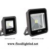 LED Flood Light Slim 50w EVE แสงเดย์ไลท์ (แสงสีขาว)