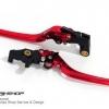 มือเบรคมือคลัซต์ GTR สีแดง FOR HONDA CB650F/CBR650F