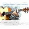 สอนกีตาร์โปร่ง Intro เพลง วันหนึ่งฉันเดินเข้าป่า - Max Jenmana by Nick - Music Gift Thailand