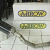 ท่อ Arrow Fullsystem Racetech Carbon for Kawasaki Z900