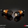 ตุ้มปลายแฮนด์ Biker สีส้ม for Z250SL