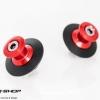 น็อตสปูน MOTH M8 สีแดง FOR HONDA CBR1000RR