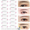 Eye Brow Guide Set : แผ่นวาดคิ้ว 24 สไตล์