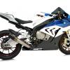 ท่อ AUSTIN RACING GP1R TITANIUM TIP WITH CARBON CAN DECAT FOR BMW S1000RR (2017)