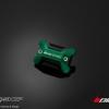 ฝากระปุกดิสเบรค Biker สีเขียว for Z250SL
